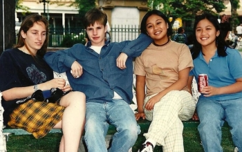Still from the film Matt Shepard is a Friend of Mine