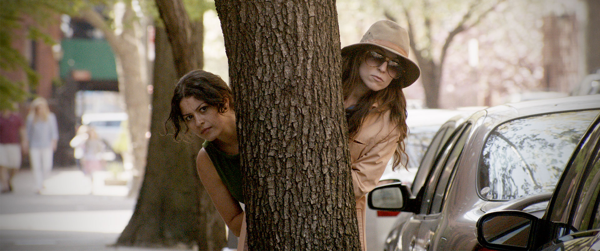 Still from Wild Canaries