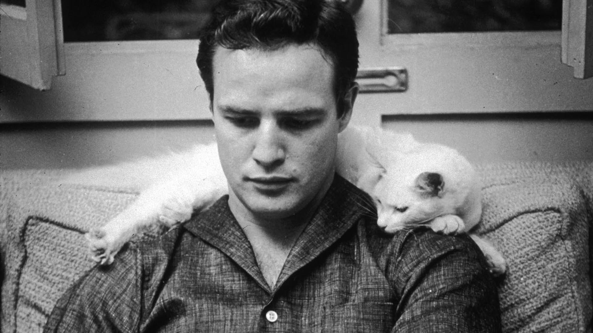 Brando Speaks! (In the Audio-Diary Doc Listen to Me Marlon)
