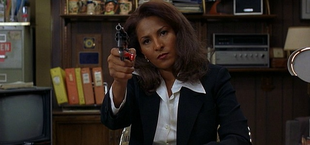 Pam Grier on influencing feminism as the original bad-ass female action hero