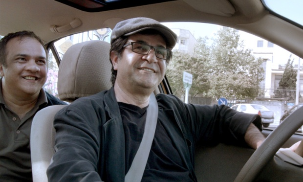 Taxi: Iranian director Jafar Panahi cruises past his filmmaking ban again