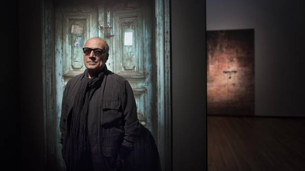 Behind closed doors with director Abbas Kiarostami