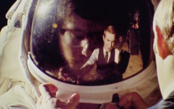 A still from Operation Avalanche.
