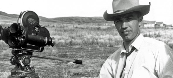 Colin Low on the shoot of Corral.