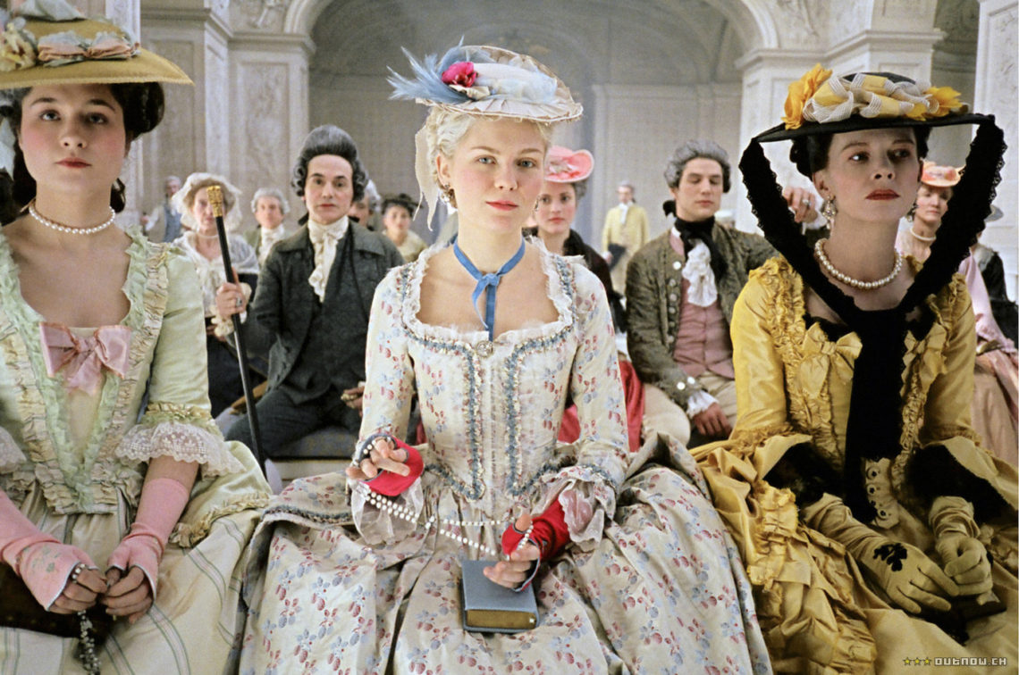 Sofia Coppola's Marie Antoinette at 10