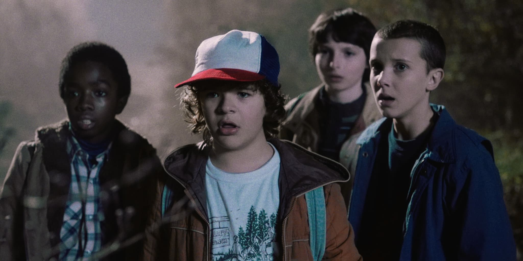 Stranger Things: Drenched in a veneer of '80s nostalgia