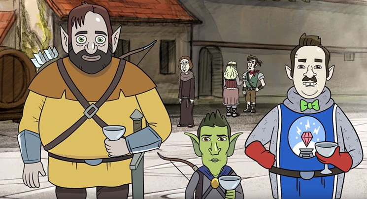 A Star Is Role-Played: How Dungeon Master Spencer Crittenden Became the Lord of Harmonquest