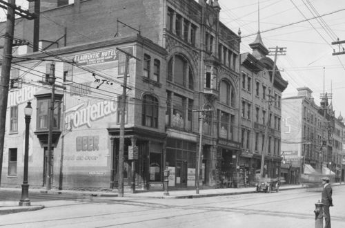 The (almost) lost history of Canada's cinematic birthplace