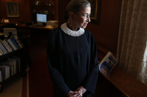RBG proves Ginsburg is a 'superhero,' in the words of fellow feminist icon Gloria Steinem